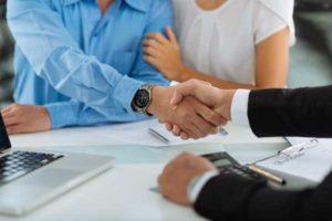 estate planning attorney handshake